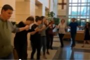 В американското посолство друсат българско хоро!