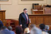 Парламентът избра Сотир Цацаров за шеф на КПКОНПИ.