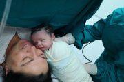 52-годишна жена роди и доказа, че и на възраст може да имаш здраво бебе