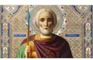 Чудотворецът Св. Мина е пазител на жените, семейството, децата