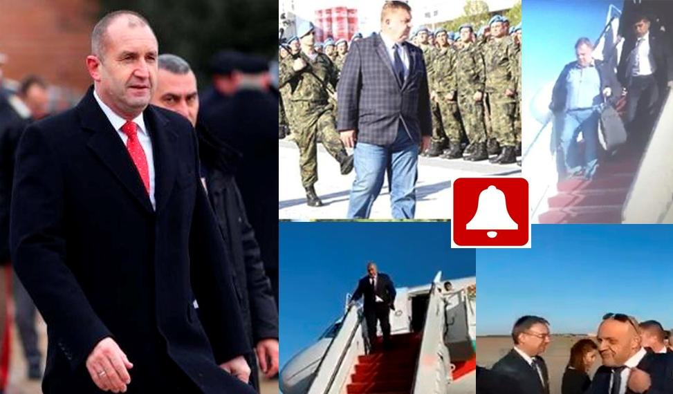 Голямата е разлика между това да те представлява президентът Радев и премиерът Борисов!