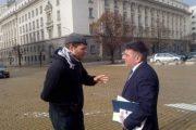 Полфрийман си хортува с министъра на правосъдието за проблемите в затвора!
