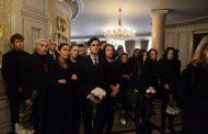 Студентите на Стефан Данаилов се простиха с него: Сбогом, Мастър! Благодарим ти !