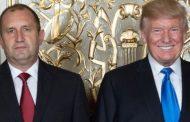 Президентът Радев на работен обяд с американския президент Доналд Тръмп!