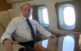 Руският президент Владимир Путин със супер луксозен коледен подарък!