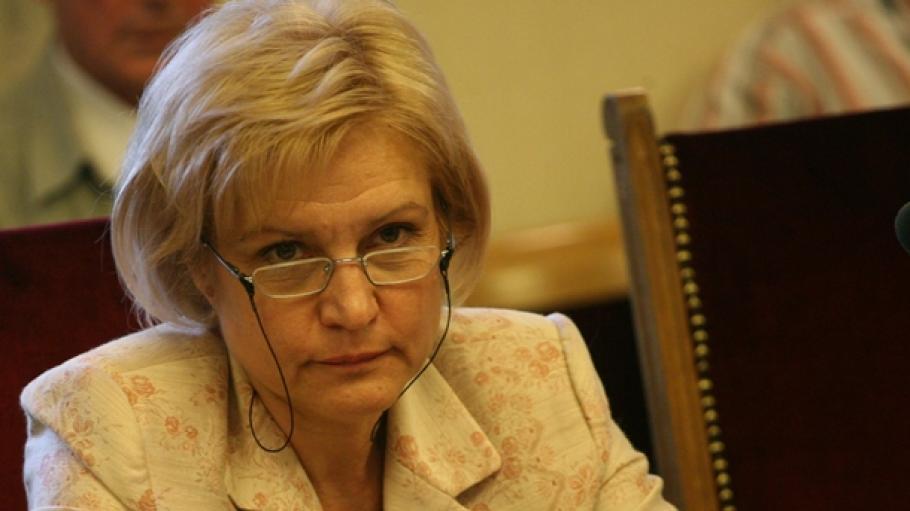 """Чрез поправката на """"преходната"""" Менда Стоянова,  практически се премахва фиксираният курс на лева към еврото."""