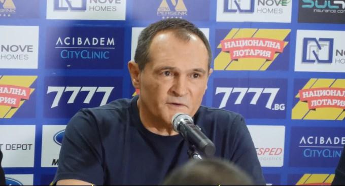 Божков с последна позиция, след която спира да комуникира с медиите