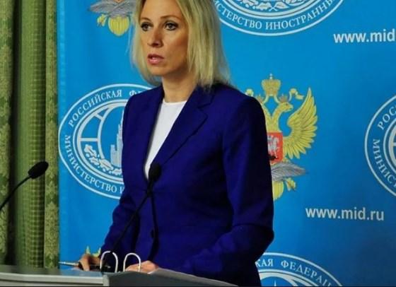 Захарова предупреди България да работи съвместно с руските правоохранителни органи!