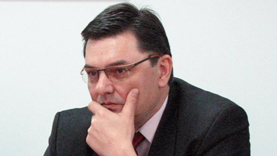 Иван Даскалов, шеф на апелативна прокуратура в Пловдив, подаде оставка.