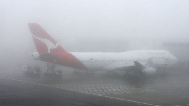 Тежки мъгли в цяла България. Самолетни закъснения и отмяна на полети!