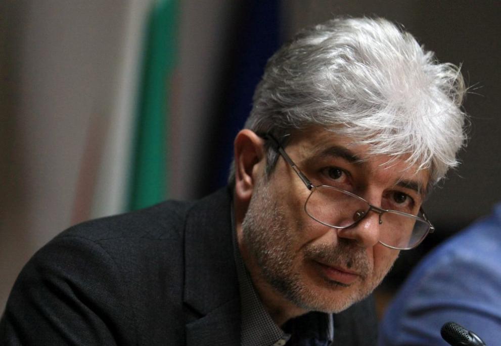 Съдът остави в ареста бившия министър на екологията и водите Нено Димов по искане на Специализираната прокуратура