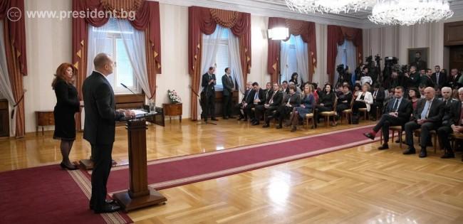 Радев даде отчет: Имам високи амбиции за България, но трябва да свалим розовите очила
