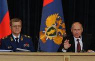 Путин сменя главния си прокурор Чайка.