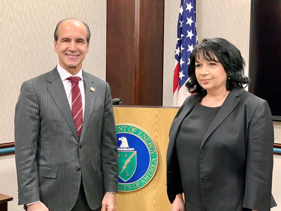 Теменужка Петкова обеща на САЩ: Половината газ за България няма да е руски!