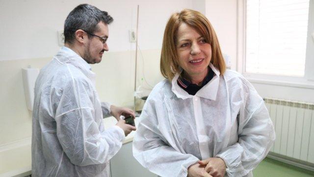 Йорданка Фандъкова е готова да се бори с вируса