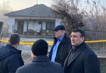 Главният прокурор Иван Гешев отиде на крак в село Галиче! Ето, че има държава