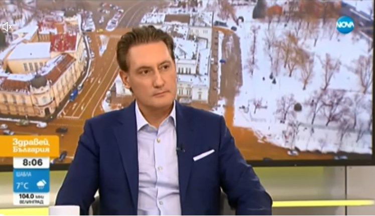 Кирил Домусчиев: Прокуратурата да намери време и да се разрови в енергийната мафия