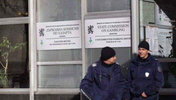 """По протест на прокуратурата съдът задържа под стража бивш директор на дирекция """"Контрол и правни дейности"""" в Държавната комисия по хазарта"""