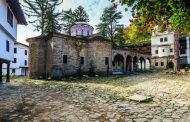 Днес е Сретение Господне и в Троянския манастир се проведе молебен за дъжд.