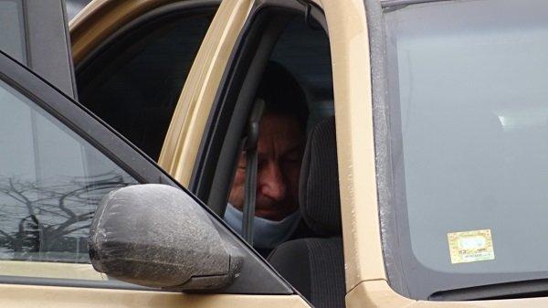 От полицията конвоираха Каролев от Разлог до София.