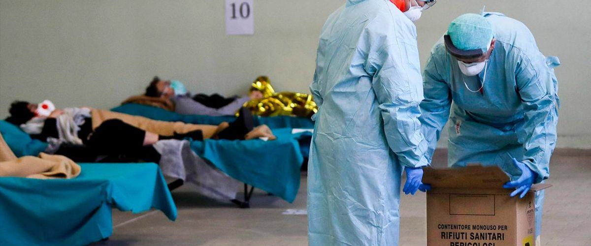 Бергамо: подробни данни за смъртността
