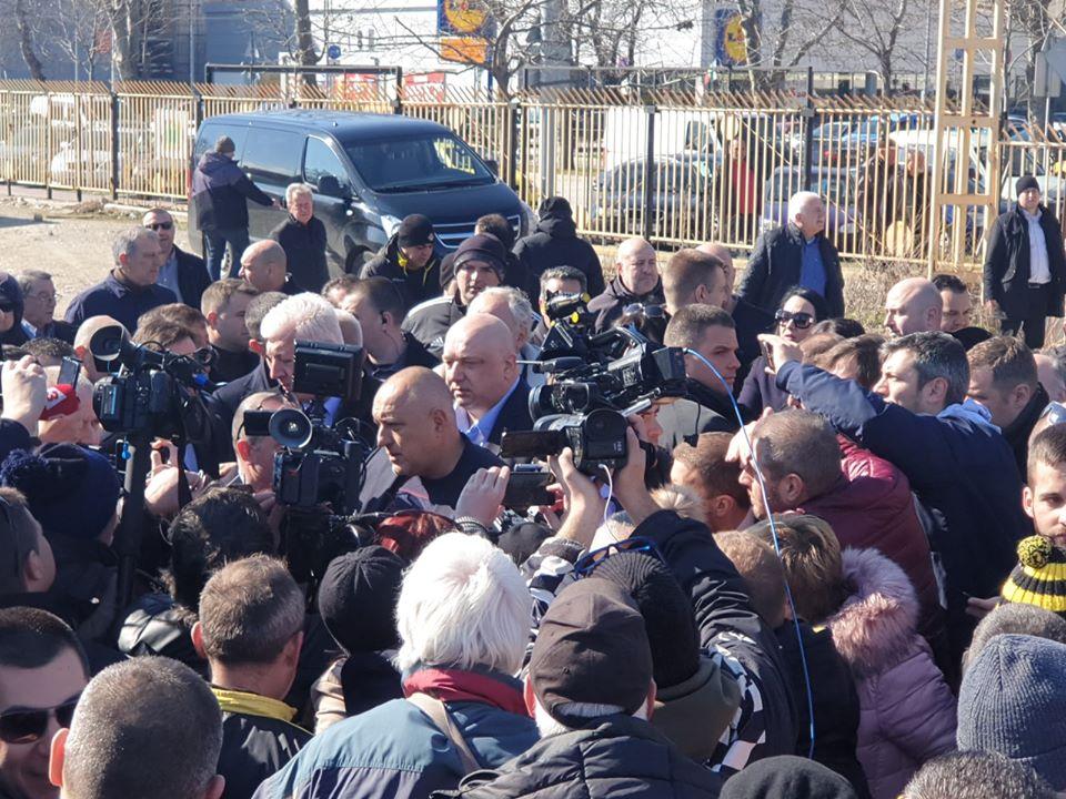 Борисов: Заяждали са ме за моята дипломация