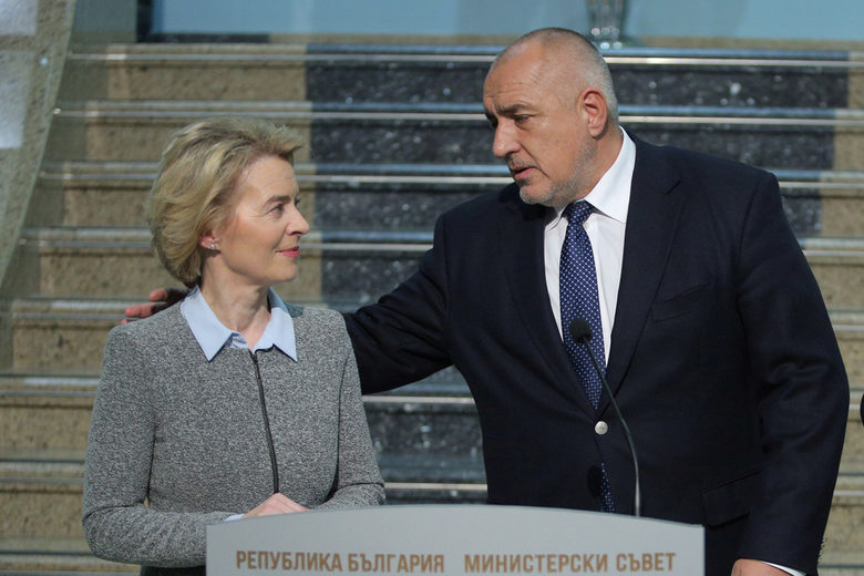 Задържаха Борисов в Брюксел по заповед на шефа на ЕК!