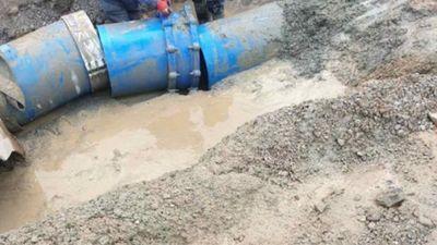 Да се смеем или да плачем? Водопроводът на Перник за 27 милиона отново протече!