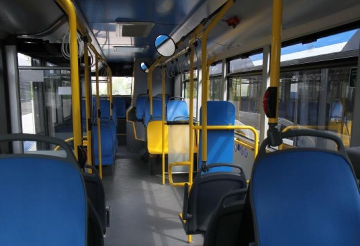Затегнат контрол в градския транспорт. Продажбата на билети от шофьорите е преустановена