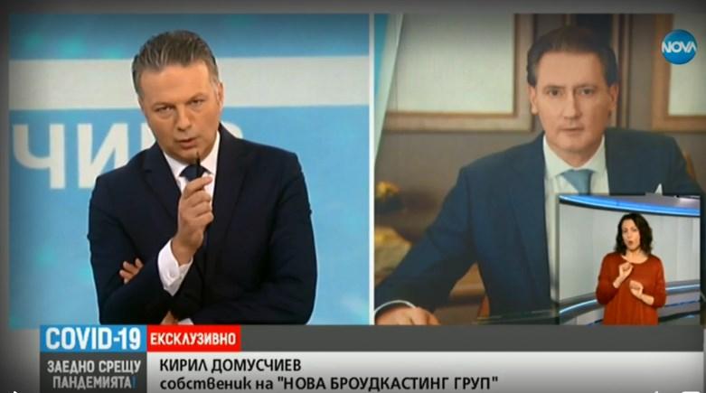 Кирил Домусчиев се похвали: Приятели, вече съм здрав!