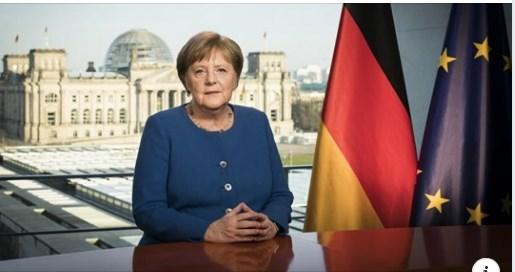 """Немският канцлер с обръщение към нацията: """"Идват много тежки времена"""""""
