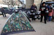 """Майките от """"Системата ни убива"""" искат правителството и Борисов да си ходят!"""