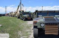 20 000 американски войници и танкове се появиха в Италия – ВИДЕО