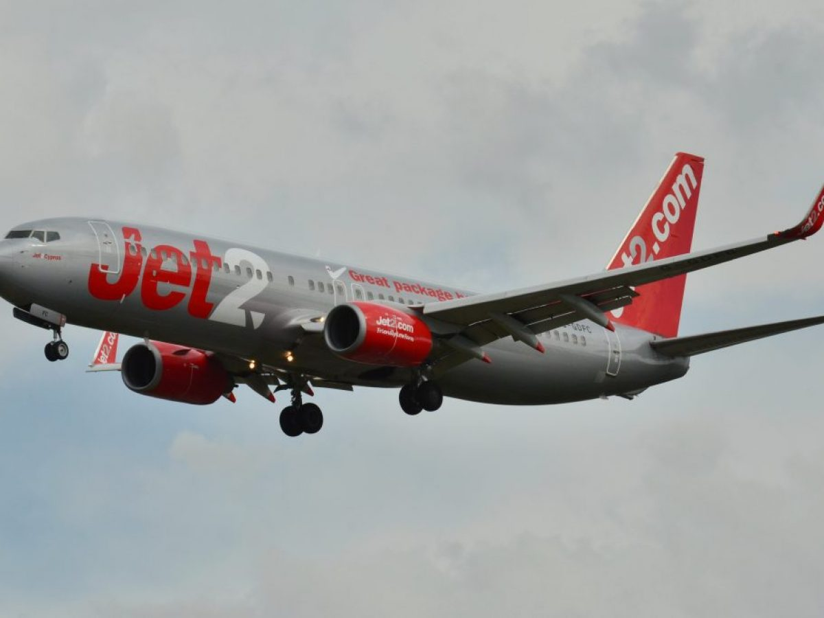 Самолети на Jet2 на път за Испания обърнаха във въздуха и се върнаха към Британия