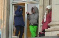 Медицинските сестри излязоха от Партийния дом