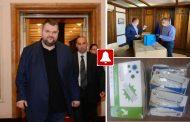 """Делян Пеевски дари 1600 PCR теста на """"Софиямед"""" и по 1000 лв. на всеки заразен лекар от """"Пирогов"""""""