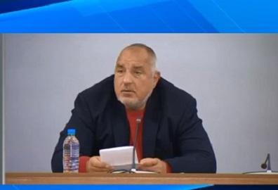 Борисов се изплаши, след като Гешев намекна, че Черепа е поръчителя на побой над журналист.