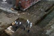 Кадри от масов гроб край Ню Йорк за бедните жертви на COVID-19