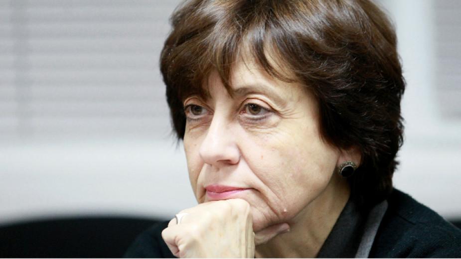 """Ренета Инджова: Пациентите не са """"жертви"""""""