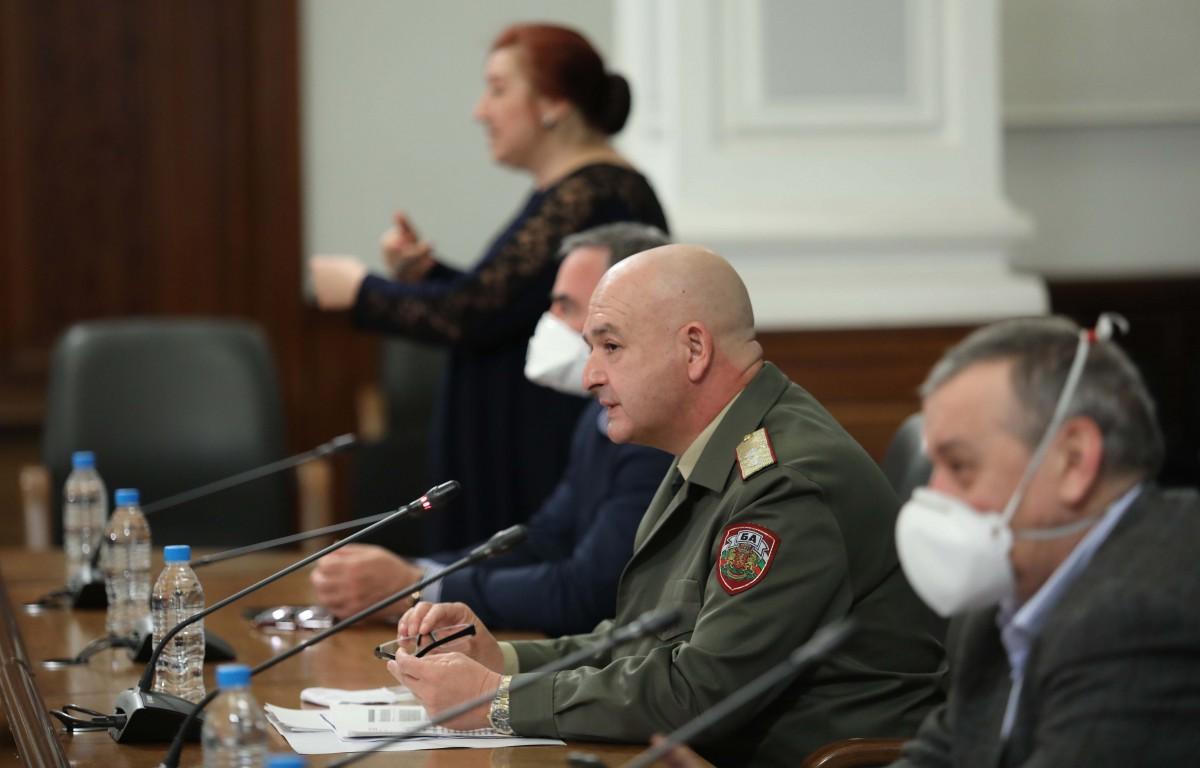 Антония Първанова: НОЩ прави непрофесионални и манипулативни изказвания