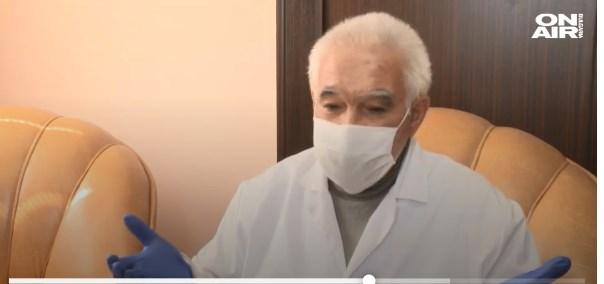 Д-р Владимир Николов: Само едно хапче амфетамин вдига адреналина многократно.