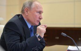 Рейтингът на президента Владимир Путин расте