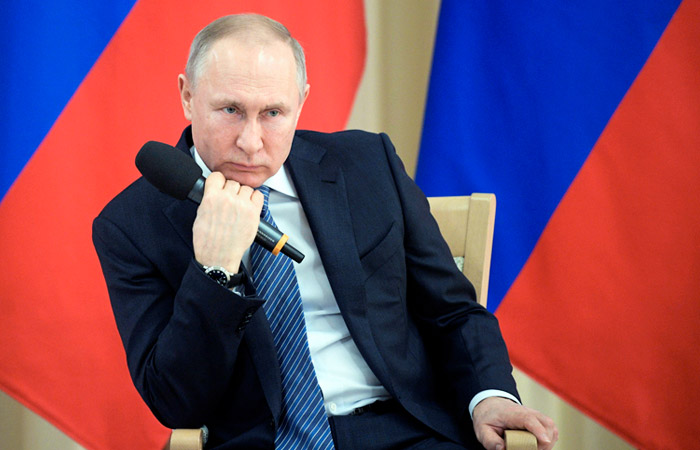 Путин е под карантина заради коронавируса.