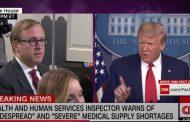 На Тръмп не му издържаха нервите! Брутално се заяжда с репортерите!