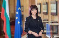 Караянчева се извини за думите си, че замразяването на депутатските заплати е популизъм.
