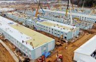 Русия строи болници до Москва по промера на Китай