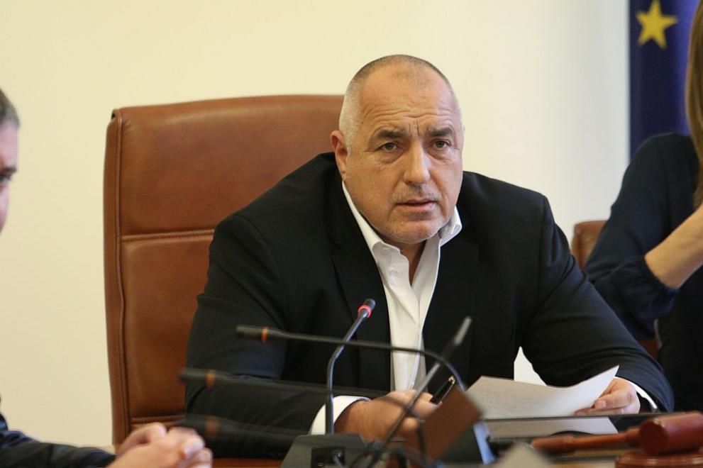 Бойко Борисов обвини президента Радев във всичко, което се сети