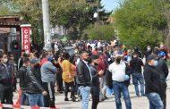 """Напрежение и протест във """"Факултета"""""""