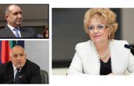 Валерия Велева: БОРИСОВРАДЕВСПРЕТЕСЕ! Хората виждат две озверени лица на мъже с генералски звания, които си мерят заплатите, даренията, мартениците