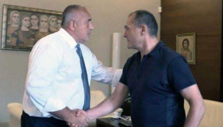 Божков: Ще вкарам Борисов във затвора